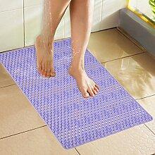 Geschmacklos Badematte/Nehmen Eine Badematte/Toilette,Badewanne,Dusche Matte/WC Tür Matte/Pvc-antirutsch-matten-F 40x70cm(16x28inch)
