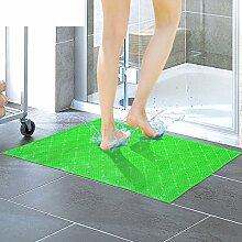 Geschmacklos Badezimmer Matte/Toilette,Dusche Badematte/Anti-rutsch-matte/Badezimmer Matte/Fu?abtreter-A 37x67cm(15x26inch)