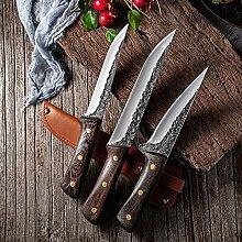 Geschmiedet Edelstahl Kochmesser Messer Fleisch