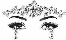 Gesicht Acryl Acryl Kristall Diamant Acrylharz