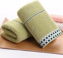 Gesicht Handtuch Baumwolle Handtuch Terry