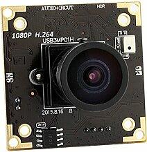 Gesichtserkennungs - modul High dynamic module with microphone(Lens 6MM)