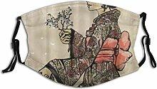 Gesichtsschutz Mundschutz Kultur Traditionelle