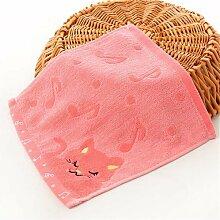 Gesichtswaschhandtuch Bambusfaser Weiche