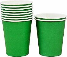 Gespout Kaffeebecher Papier Tassen Trinkbecher