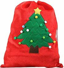 Gespout Weihnachten Geschenkbeutel Kinder