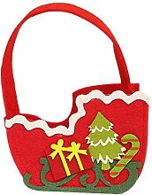 Gespout Weihnachten Geschenkbeutel Tote Gift Bags