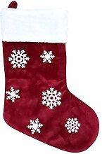 Gespout Weihnachten Socke Geschenkbeutel