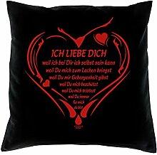 Gesschenkidee für Verliebte : Ich liebe Dich: