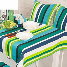 Gestreifte Decke Handtuch/Tischdecken/Tischdecke