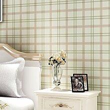 gestreifte Tapete das Wohnzimmer TV Hintergrundbild American Tapeten Schlafzimmer Kinderzimmer-A