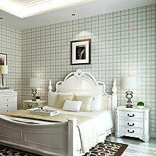 gestreifte Tapete das Wohnzimmer TV Hintergrundbild American Tapeten Schlafzimmer Kinderzimmer-C
