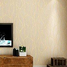 Gestreifte Tapete Für Wände Rollen Wohnzimmer Tv