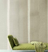 Gestreifte Tapete Piet Boon Washi Green 1000 cm L
