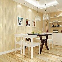 gestreifte Tapete/Schlafzimmer Vlies Tapete/Wohnzimmer TV Wand Hintergrundpapier/Teppichboden Tapete/einfache Tapete-A