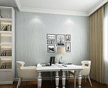 gestreifte Tapete/Schlafzimmer Vlies Tapete/Wohnzimmer TV Wand Hintergrundpapier/Teppichboden Tapete/einfache Tapete-C