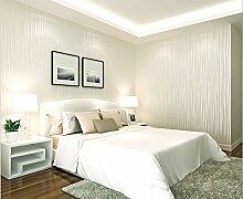 gestreifte Tapete/Schlafzimmer Vlies Tapete/Wohnzimmer TV Wand Hintergrundpapier/Teppichboden Tapete/einfache Tapete-B