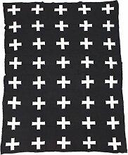 Gestrickte Baumwoll Decke Klimaanlage Decke/unter
