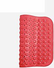 Gesundheit badezimmer non-slip mat/dusche badematte/wanne wasserdicht foot mat-F 49x49cm(19x19inch)