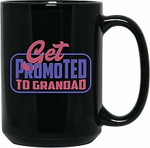 Get gefördert to grandad-mens Väter Tag Geschenk