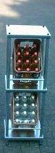 Getränkekistenregal, Kistenständer, Kastenregal,