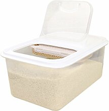 Getreide Behälter, Vicoki 12,5L Kunststoff