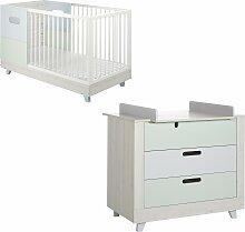 Geuther 2-tlg. Babyzimmer Momo