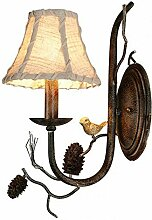 Geweih Wandlampe Amerikanisch Rustikal Retro