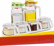 gewürz - Box - gewürz - Topf küche Glas gewürz