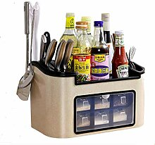 Gewürz-Box-Set Home Kitchen Gewürz-Box
