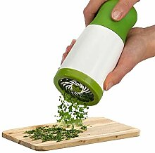 Gewürzdosen Salz Pfeffermühle Gemüseschneider