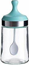 Gewürzgläser Kreativer Glas-Gewürzglasbehälter