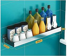 Gewürzregal Einlagige Küchenregal Wand 304