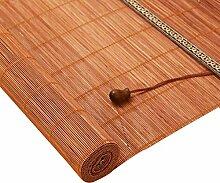 GeYao Raffrollo, Bambusvorhang für Balkon, 50 %