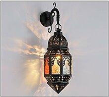 GFEI café licht / jahrgang wall lamp, led - wand lampe / bar, wand - dekoration restaurant - lampe,b