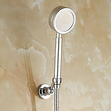 GFEI weltraum - aluminium - hand dusche, zubehör