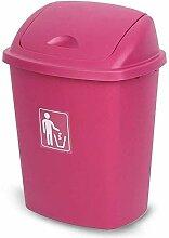 GFF Müll stamm rosa mülleimer, kinderzimmer
