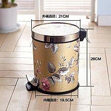 GFF Papierkorb, Kunststoff Mülleimer für