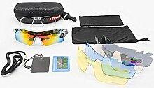 GFF Polarisierte Brille MTB Mountainbike 5