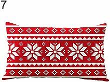 gfjhgkyu Weihnachtsmann Schneeflocke Brief Print