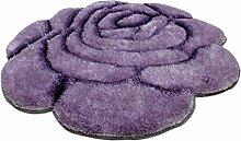 Gfl Teppiche Blumen Runder Teppich Schlafzimmer