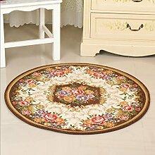 Gfl Teppiche Runder Teppich Schlafzimmer