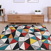 Gfl-Teppiche Square Mats Rechteckige Schlafzimmer