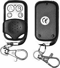 Gfone 4-Tasten-Wireless-Klon Auto Garagentor
