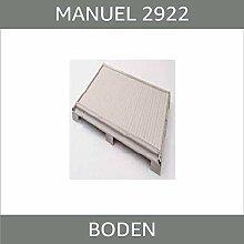 GFP Gartenschrank Manuel 2922 Boden