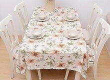 GFYWZ Baumwolle Spitze Tischdecke , 60*60cm