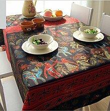 GFYWZ Baumwolle und Leinen Tabelle