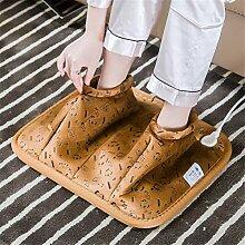 GFYWZ Elektrische beheizte Schuhe