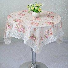 GFYWZ Nach Hause rechteckige Tischdecke , 180*180