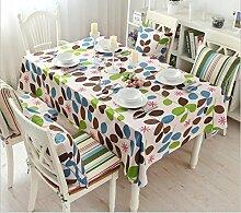 GFYWZ Zu Hause einfach Tischdecke , 100*160cm